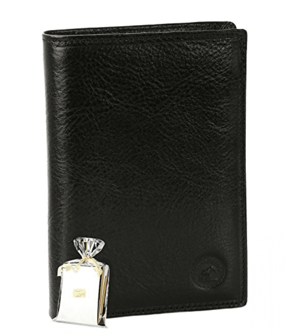 Portefeuille pour homme sacoche homme - Porte carte cuir homme luxe ...